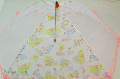 پشه بند چتری ۶ میل عروسکی کد 1554
