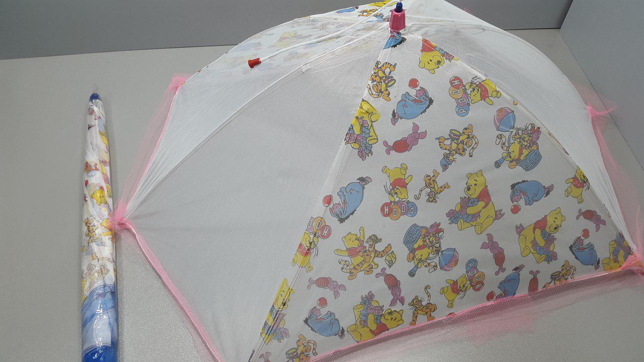 پشه بند چتری ۶ میل عروسکی