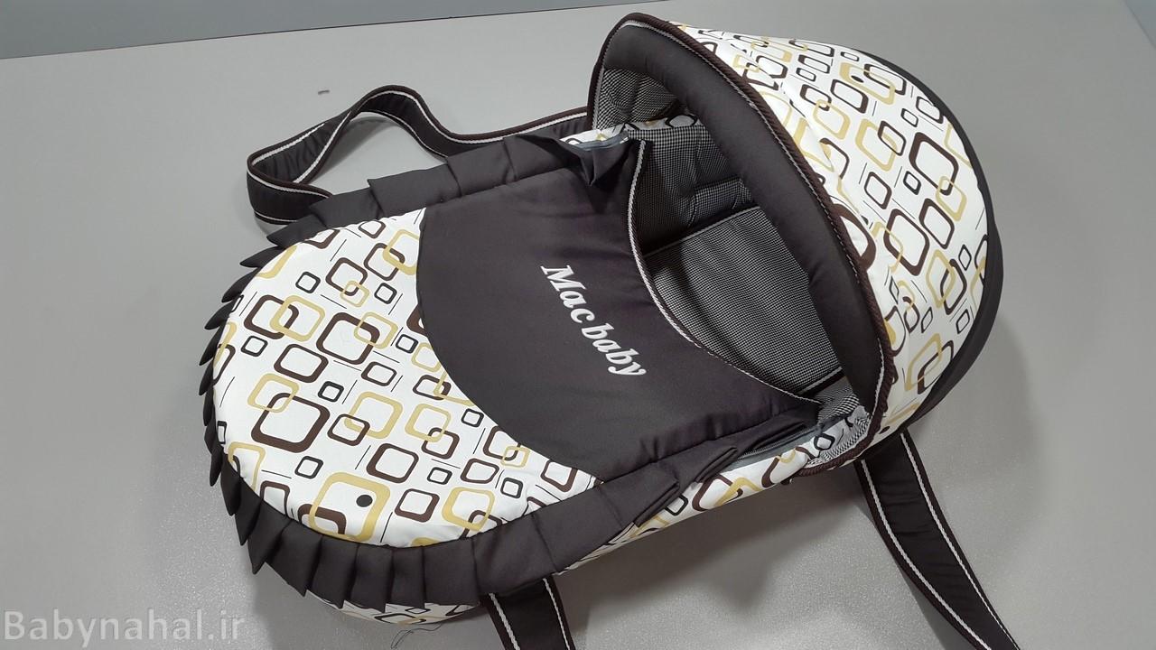 ساک حمل مگنس مدل حبابی وایت