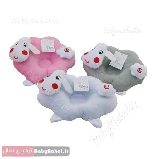 بالش کمک شیردهی طرح گوسفند (BE) کد 3206 (1)