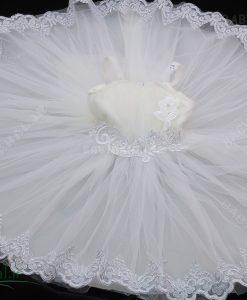 لباس عروس گيپوري ردپا سايز 1-2 كد 4223