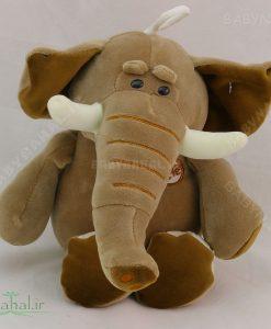 عروسک فیل ژله ای (نانو) 30سانتی کد 3748