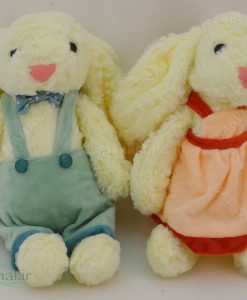 عروسك خرگوش مينگرين 30 سانتي متر كد 4755