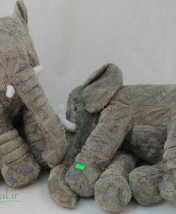 عروسك فيل بالشتي 50 سانتي متر كد 4919