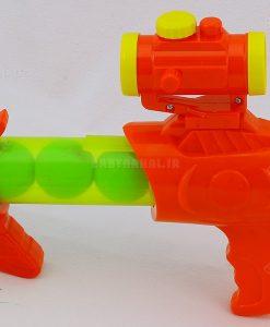 تفنگ اسباب بازي Nerf توپي كد 3532