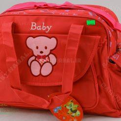 ساك لوازم گلدوزي خرس baby كد 5370