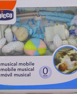 موزيكال تخت پليش Chicco كد 5355