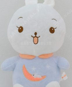 عروسك خرگوش نيوسافت 25 سانتي كد 5404