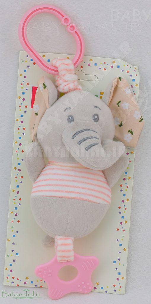 آويز كرير نخ كش فيل خارجي كد 5375