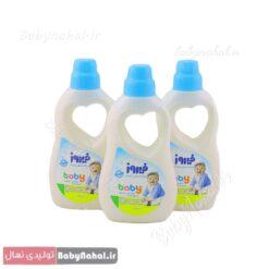 مایع لباسشویی کودک آبی 1 لیتری فیروز کد 1303