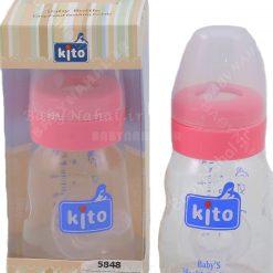 شیر خوری 120MLبدون دسته Kito کد 5848