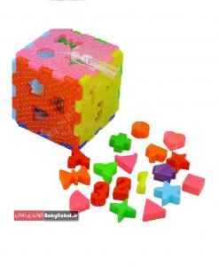 لگو بازی مکعبی کد ۶۱۴۷