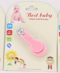 ناخن گير مخزن دار Best Baby كد 6580