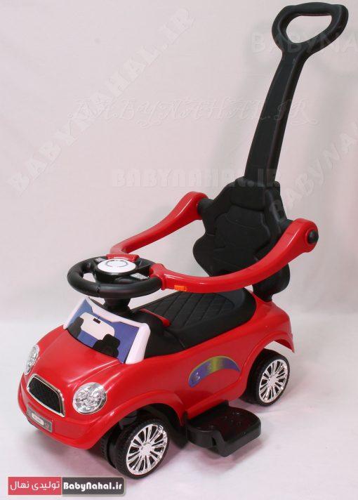 ماشين بازي بي بي لند مدل BANY CAR (قرمز) كد 7152