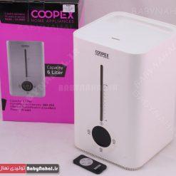 6560 دستگاه بخور سرد 6 ليتري Coopex كد 7102