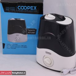 6545 دستگاه بخور سرد 4.5 ليتري Coopex كد 7101