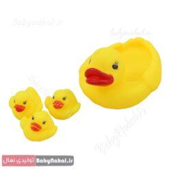 پوپت مجموعه اردک وان متوسط (BQ) کد 1838
