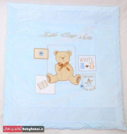 سرويس خواب مخمل گلدوزي خرس Carte's كد 7321
