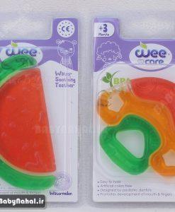 دندانگير ابدار رنگي Wee Care كد 7251