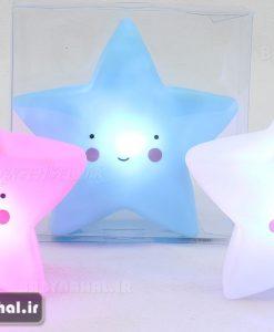 چراغ خواب فانتزي ستاره كد 7188