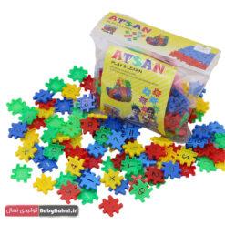 لگو بازی سلفونی کد 7301