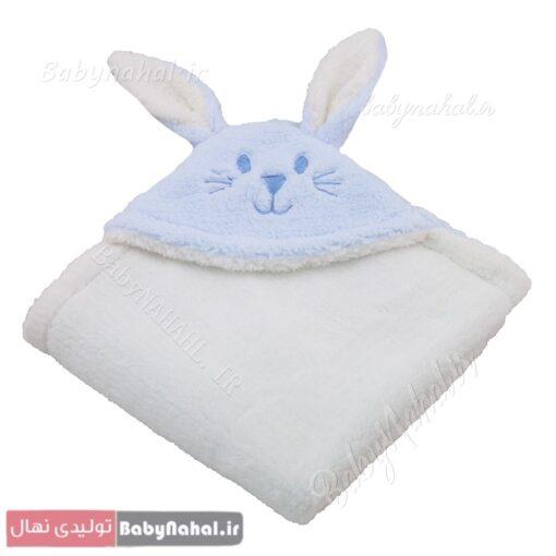 پتو کلاهدار خرگوشی (BZ) کد 8624 (1)