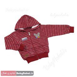 11177 سوئی شرت ژاکارد راه راه (AK) سایز 3و2 کد 7670 (3)