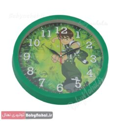 ساعت ديواري چاپي كارتوني كد 8853