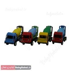 990 اسباب بازی ماشین بونکر بزرگ (CD) کد 9057 (1)